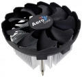 Вентилятор Aerocool BAS LGA-1150/51/55/56 TDP 100W, FAN 120mm, Al