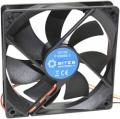 Вентилятор для корпуса 5bites F12015S-3 120x120x15мм, sleeve, 1500RPM, 25dBa, 3 pin
