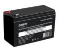Батарея аккумуляторная ExeGate Power EXG1275, 12В 7,5Ач, клеммы F2