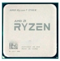Процессор AM4 AMD Ryzen 7 2700X Pinnacle Ridge (X8 3.7-4.3GHz/16Mb/105W) OEM
