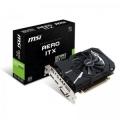 Видеокарта MSI 4Gb GTX1050Ti 128bit DDR5 1455MHz/7008MHz DVI HDMI DP (GTX 1050Ti AERO ITX 4G OC) RTL