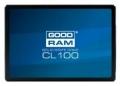 Жесткий диск SSD 120Gb GoodRam CL100 SATA3 500/320 TLC (SSDPR-CL100-120) RTL
