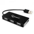 Разветвитель USB 2.0 Gembird UHB-U2P4-03