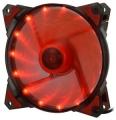 Вентилятор для корпуса Crown CMCF-12025S-1220 120x120x25мм Красный, 1500 об/мин;35CFM;20Дб;Подшипник скольжения;3pin+MOLEX(папа-мама)