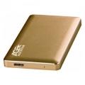 Внешний корпус AgeStar 31UB2A16 gold