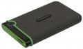"""Внешний жесткий диск 2.5"""" 1Tb Transcend TS1TSJ25M3S Grey USB3.0"""