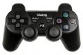 Игровой геймпад Dialog GP-A16RF Action - вибрация, беспроводной, 12 кнопок, PS3, черный