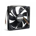 Вентилятор для корпуса Gembird D12025HM-3, 120x120x25, гидродинамический, 3 pin, провод 30 см