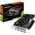 Видеокарта Gigabyte 4Gb GTX1650 128bit DDR5 1710MHz/8002MHz 2*HDMI DP (GV-N1650OC-4GD) RTL