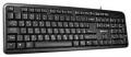 Клавиатура Canyon CNE-CKEY01 USB black (C8CNECKEY01RU)