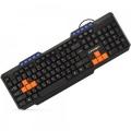 Клавиатура Crown CMK-482 black USB 114 клавиш (10 - hotkeys), выделенные клавиши Warzone