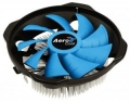 Вентилятор AeroCool BAS U-3P LGA1150/51/55/56/775/FM2/+/FM1/AM4/AM3/+/AM2/+ TDP 110W, FAN 120mm, Al