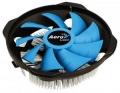Вентилятор AeroCool BAS U-PWM LGA1150/51/55/56/775/FM2/+/FM1/AM4/AM3/+/AM2/+ TDP 110W, FAN 120mm, Al