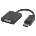 Переходник DisplayPort-DVI 20M/19F Cablexpert [A-DPM-DVIF-002]