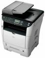 МФУ лазерное A4 Ricoh Aficio SP 3510SF (A4, 28 стр/мин, копир, дуплекс, автопод, PCL принт/цв. скан/сеть, факс, старт.тон)