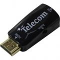 Переходник HDMI-VGA+аудио Telecom [TTC4021B]