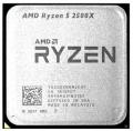 Процессор AM4 AMD Ryzen 5 2500X Pinnacle Ridge (X4 3.6-4.0GHz/8Mb/65W) OEM