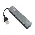 Разветвитель 4*USB2.0 CBR CH-123 USB 2.0, для ноутбука