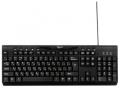 Клавиатура Gembird KB-8335UM-BL black USB 104кл.+8доп.кл
