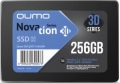 Накопитель SSD 256Gb Qumo Novation TLC 3D 560/540 SATA3 (Q3DT-256GAEN) OEM