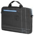 """Сумка для ноутбука 15.6"""" Continent CC-201 GB Grey/blue нейлон"""
