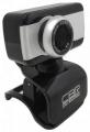 Веб-камера CBR CW-832M silver 4линзы, эффекты, микрофон
