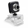 Веб-камера CBR CW-834M black 4линзы, эффекты, микрофон