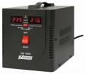 Стабилизатор напряжения Powerman AVS-1500D Black напольного/настольного исполнения с цифровой индикацией