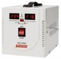 Стабилизатор напряжения Powerman AVS-2000D White напольного/настольного исполнения с цифровой индикацией