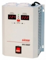 Стабилизатор напряжения Powerman AVS-2000P White навесного исполения, цифровая индикация