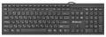 Клавиатура Defender BlackEdition SB-550 RU,черный,мультимедиа (45550)