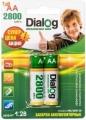 Аккумулятор Dialog HR6(AA) 2800mAh (2шт)