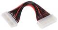 Удлинитель кабеля питания материнской платы Telecom 24M-24F , 20см [EXT-24M-24F-20SM]