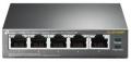 Коммутатор TP-Link TL-SF1005P 5*100 Мбит/с 4 порта PoE SMB