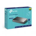 Коммутатор TP-Link TL-SF1008P 8 портов Ethernet 100 Мбит/с + 4 порта PoE