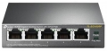 Коммутатор TP-Link TL-SG1005P 5-port Gigabit Switch + 4 порта PoE