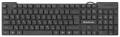 Клавиатура Defender OfficeMate HB-260 black USB мультимедиа (45260)