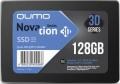 Накопитель SSD 128Gb Qumo Novation TLC 3D SATA3 560/540 (Q3DT-128GAEN) OEM