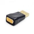 Переходник DisplayPort-VGA 20M/15F Cablexpert [A-DPM-VGAF-01]
