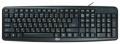 Клавиатура CBR KB 107 black USB 104кл