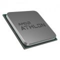 Процессор AM4 AMD Athlon 3000G Picasso (X2 3.5GHz/4Mb/Vega 3/35W) OEM