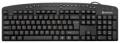 Клавиатура Defender Atlas HB-450 black USB (45450)