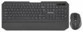 Комплект клавиатура + мышь Defender Berkeley C-925 black беспроводной (45925)