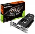 Видеокарта Gigabyte 4Gb GTX1650 128bit DDR5 1695MHz/8002MHz DVI HDMI DP (GV-N1650OC-4GL) RTL