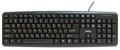 Клавиатура Dialog KM-025U black Multimedia USB