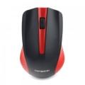 Мышь Гарнизон GMW-430R, чип X, красный, 1200 DPI, 2 кн.+ колесо-кнопка
