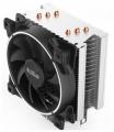 Вентилятор PCcooler GI-X3 S775/115X/AM2/AM3/AM4 TDP 125W, вент-р 120мм с PWM, 3 тепловые трубки 6мм, белая LED подсветка, 1800RPM, 26.5dBa