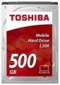 "Жесткий диск 500Gb Toshiba 5400 rpm 8mb 2.5"" SATA (HDWK105UZSVA)"