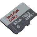 Карта памяти microSDHC 32Gb SanDisk UHS-I Ultra 80MB/s (SDSQUNS-032G-GN3MN)