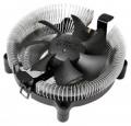 Вентилятор PCcooler E80 S775/115X/AM2/AM3/AM4/FM1/FM2/754/939/940 TDP 65W, вент-р 80мм, 2200RPM, 22dBa